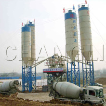 Fabricante de la planta de mezcla concreto Hzs50, precio de la planta de mezcla concreto