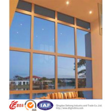 China Gold Quality Aluminum Fixed Window