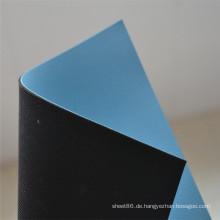 2-lagige antistatische ESD-Gummimatte mit glatten Oberflächen