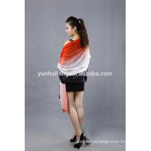 mantón mongolia colgado lana.pashmina