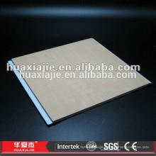 Fireproof PVC Wall Panels / Strip Waterproof Wall Panels For Industrial