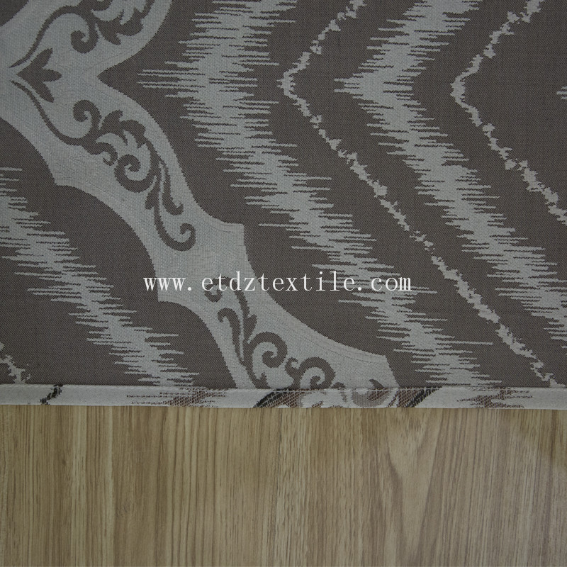 Attractive Jacquard Curtain