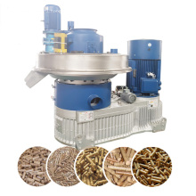YULONG XGJ560 Poplar wood pellet press machine