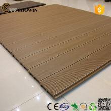 Murs internes préfabriqués standards australiens de l'usine composite de WPC en Chine