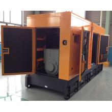 CE Приведенный в действие генератор электрического дизеля 440kw / 550kVA Silent (GDC550 * S)