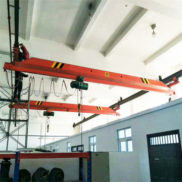 2 tonelada Single Girder Electric Crane