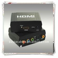 Convertisseur YPbPr + SPDIF TO HDMI haute qualité