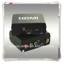 High Quality YPbPr+SPDIF TO HDMI Converter