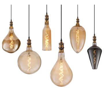 Speziell geformte Glühbirnen zur Akzentbeleuchtung