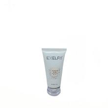 dual cosmetics tube collapsible aluminum cream cosmetics tube
