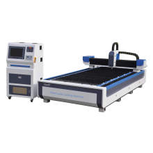 Máquina de corte do laser da fibra 750W para cortar o aço carbono de 8mm