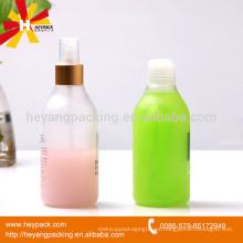 Botella de plástico PET 250 ml