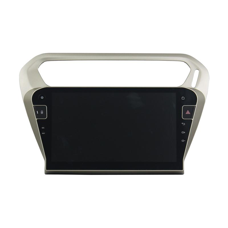 Android Car Audio Peugeot 301