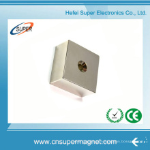 Sintered N52 Strong Permanent Cube Block Square Neodymium Magnets