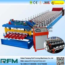 Stahlformmaschine Serie verglaste Dachziegelformmaschine
