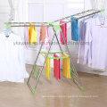 Peças ABS Peças de aço inoxidável Rack cabide secador de roupas