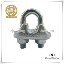 Italian Type Wire Rope Clip Drop Forged Steel