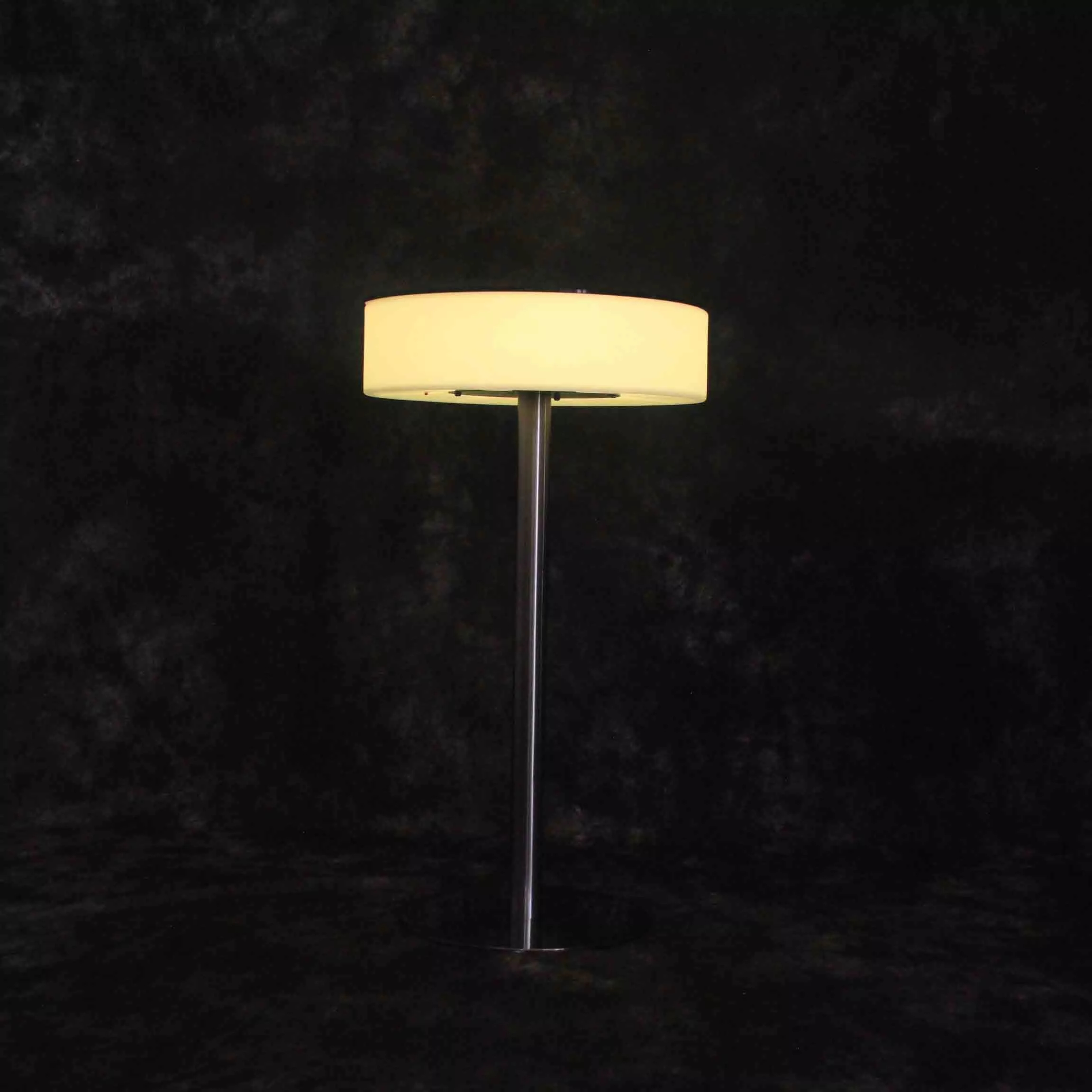 Plastic Material Commercial Led Table