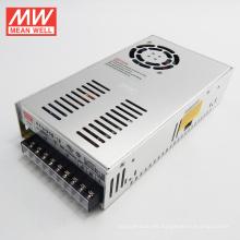 MEAN WELL salida única 12vdc 350W 12V 30A fuente de alimentación UL CUL NES-350-12
