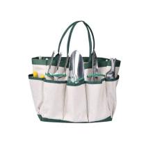 Bolsa de acero al carbono al aire libre amarillo herramientas de jardín