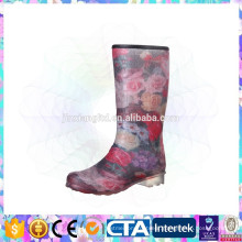 popular rain boots ladies rain boots