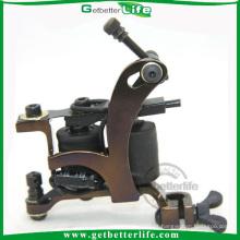 Frame de máquina de tatuagem da alta qualidade ferro Shader com 10 bobinas