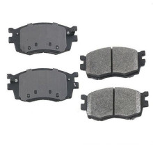 D1156 581011GA00 581011GE00 0986AB1261 0986AB3077 high performance brake pads for kia rio c hyundai accent