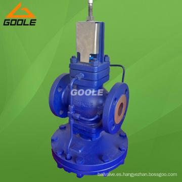 Válvula reductora de presión operada por piloto (DP17-GVPR03)