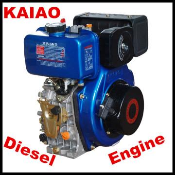 Motores diésel de 10 CV, monocilíndrico refrigerados por aire