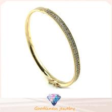 Горячий 2015 Красивейший стерлинговый серебр 925 круг ювелирных изделий способа милый симпатичный браслет (G41253)