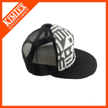 Custom snapback mesh cap manufactory with your own logo