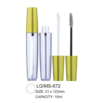Cosmetic Empty Round Lipgloss / Container Mascara