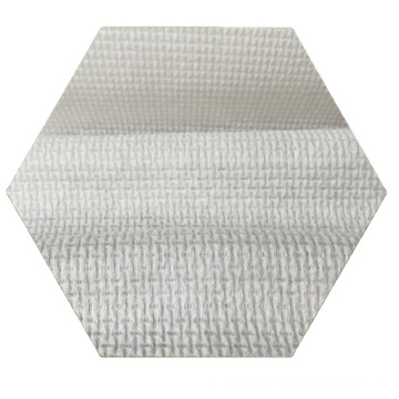 Durable Using Low Price 30% Polyester + 70% Viscose Spunlace Parallel Nonwoven Fabric Roll