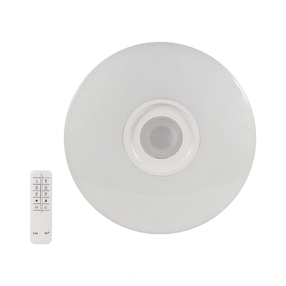 led colour changing ceiling light with remote control