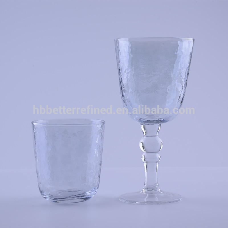 Br 8178handmade Luster Cocktail Glass