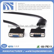 Câble VGA mâle à femelle pour câble d'extension de moniteur