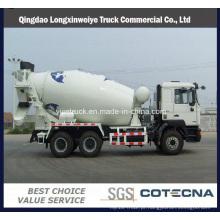 Caminhão do misturador de Sinotruck HOWO 290HP 6X4