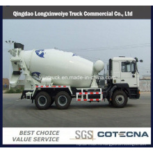 Главный 290hp HOWO перевозит миксер 6х4 грузовик серия