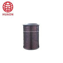 Fio de alumínio isolado do ímã do enrolamento do material elétrico