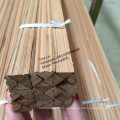 Recon teak wood moulding triangular wood moulding