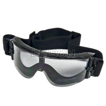 Taktische Schutzbrille ballistischer Goggle TPU Material Anti-UV und Anti-Fog goggle