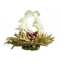 Xian Nv San Hua verde floración té-BMG064