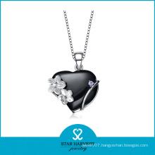 Agate Fashion 925 Sterling Silver Pendant (N-0132)
