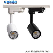 6W 9W Epistar COB Mini LED Track Light