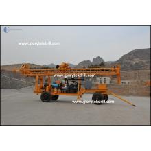 GL-IIA Remolque de perforación de agua para la venta