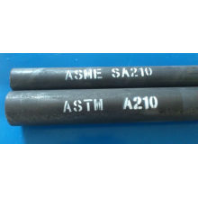ASTM A210 NAHTLOSER MITTELKOHLENSTAHLKESSEL UND ÜBERHITZERROHREN