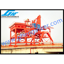250TPH Rail Mounted Mobile Pneumatic Ship Unloader
