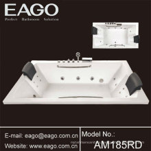 Drop-in Acrylic whirlpool Massage bathtubs/ Tubs For Two or Four Persons