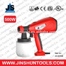 JS HVLP outdoor Power painter spray gun, JS-HH12B