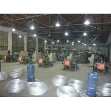 Bare Kupfer verklebte Aluminiumdraht CCA Elektrische Drahtmaterialien